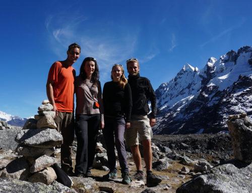 Tour Salkantay Trek Machu Picchu 04 Dias / 03 Noches