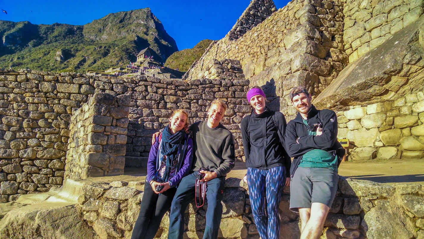 Inca Trail Machu Picchu 02 Days