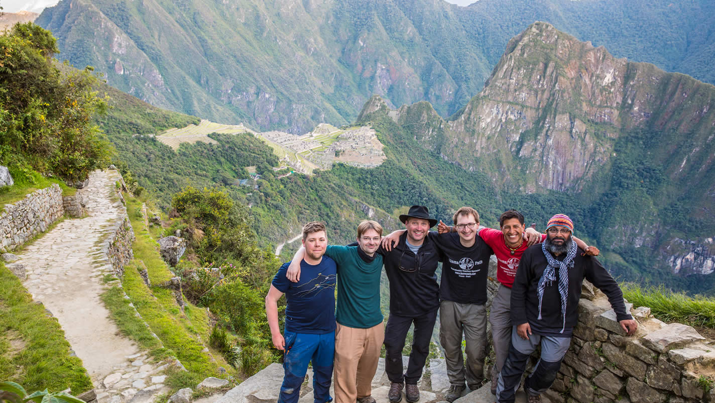 Inca Trail Machu Picchu 05 Days