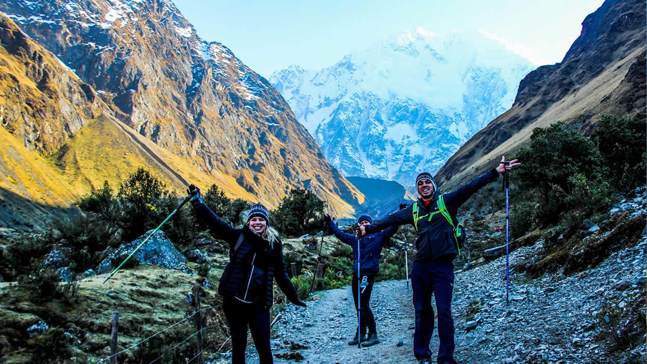 Salkantay Trek a Machu Picchu 05 Días