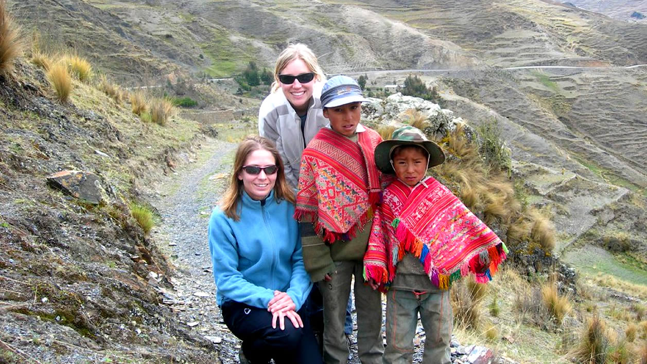 Lares Trek Machu Picchu 04 Days