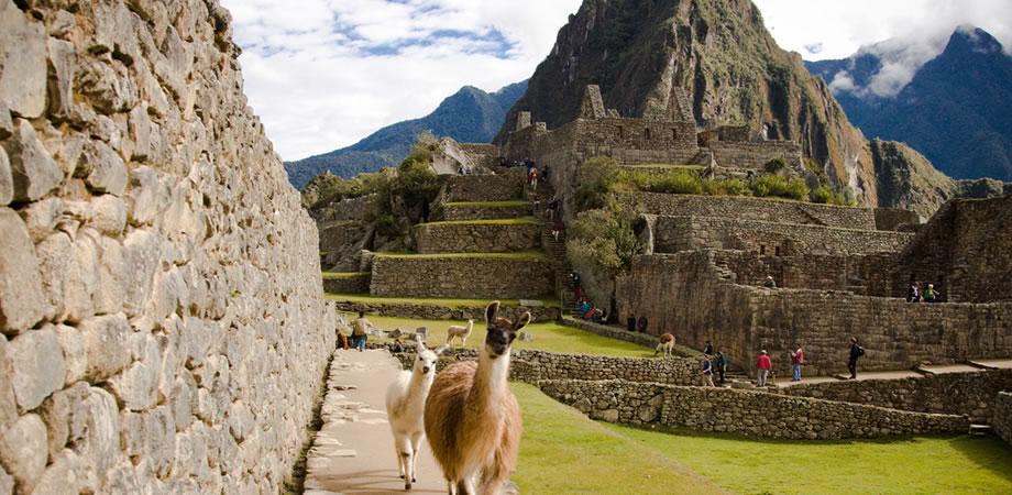Machu Picchu un lugar atractivo para los aventureros