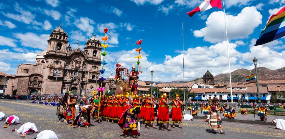 Tour Inti Raymi Cusco Peru