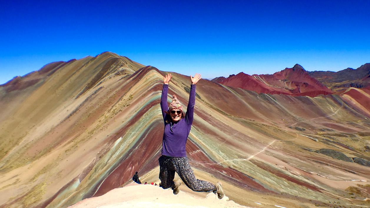 Ausangate y Montaña 7 Colores 02 Días