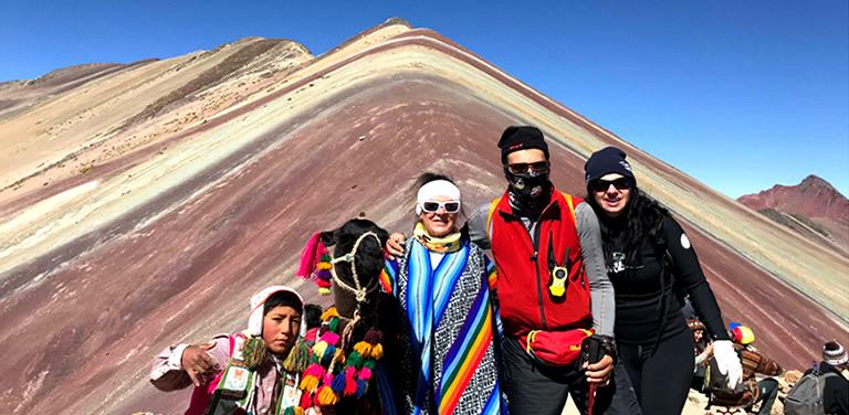 Montaña de Colores 02 Dias