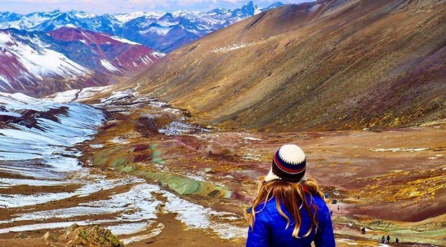 Tour Montaña Colores