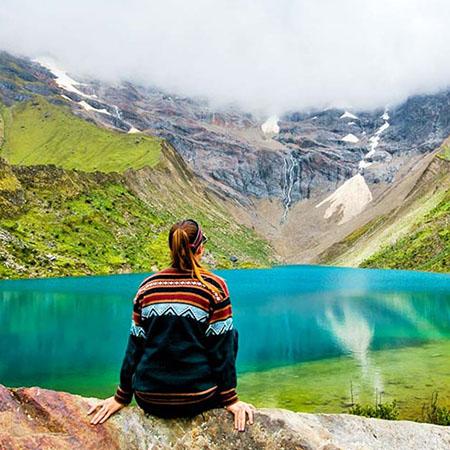 Laguna Humantay Maravilla Natural en Perú