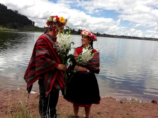 Cusco Andean Wedding