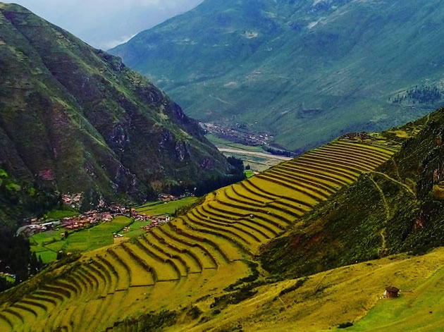 Sacred Valley Machu Picchu