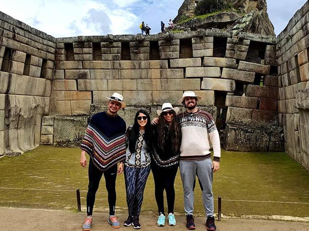 Machu Machu Picchu Rainbow MountainPicchu Rainbow Mountain
