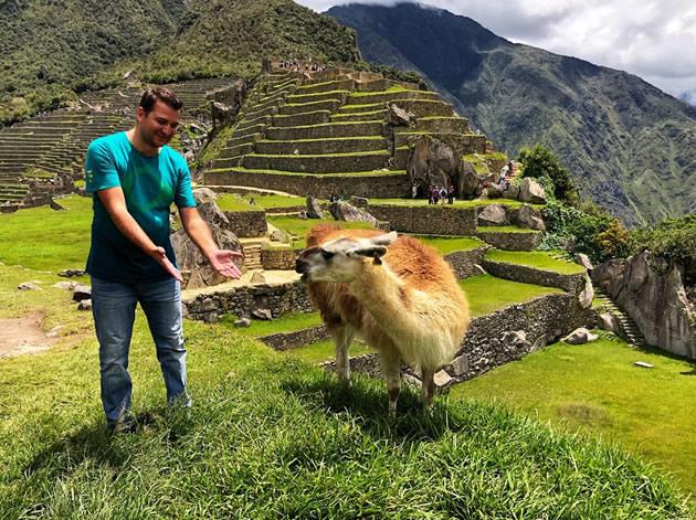 Machu Picchu Rainbow Mountain