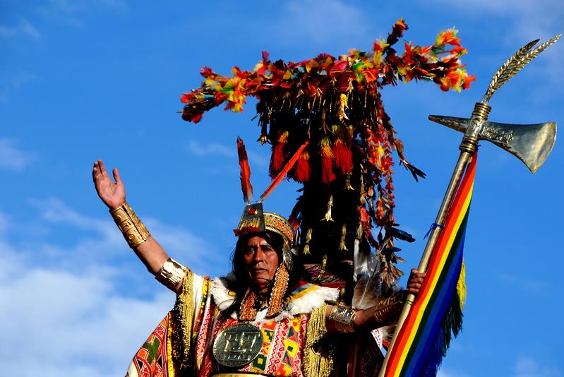 Sacsayhuaman en Cusco Perú