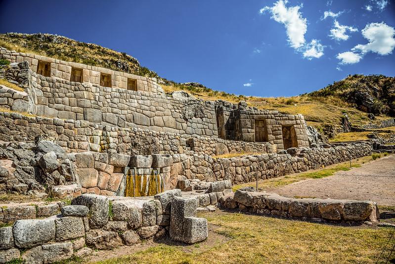 El Valle Sur en Cusco Perú